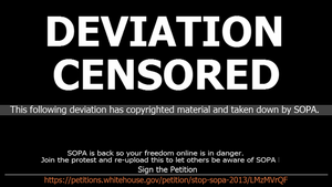 Stop SOPA by LordMuffinX3