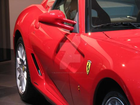 .....2008 Ferrari by BloodyAthena279