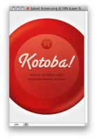 Kotoba for iOS4 by deepdesign