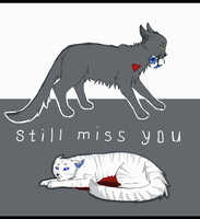 still miss  you by h0lich