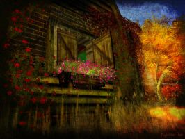 Rustic Cottage by ToysoldierThor