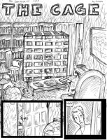The Cage: Page 1 of 8 (Completed) by clemon