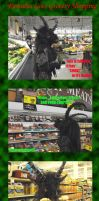 Ramulus Goes Grocery Shopping by Zhon