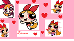 Blossom wallaper Free! by Bubbles-Fan-PPG