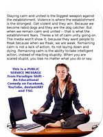 Calm Intelligence by paradigm-shifting