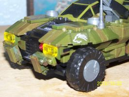 UNSC Wolverine 10 by coonk9