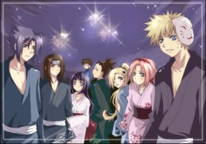 Naruto Fanfic - The summer holiday - Part 5 by ~AnImEaNdMaNgAfOrEvEr on ...
