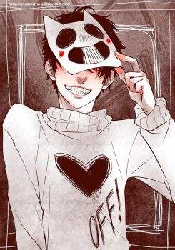 Zacharie by Fuyuure-27