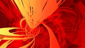 Red Illusion Wallpaper HD by metabolid