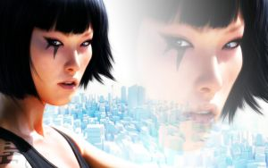 Mirror's Edge wallpaper 2 by cicciobello