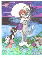 All Cats Go to Heaven by Gosalyn2007