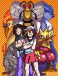 FireREADY for the Elite Four by MischiefJoKeR