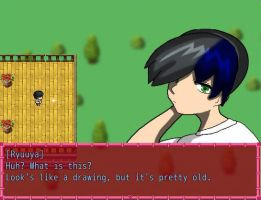 RPG Maker Horror Game Aunt Ami's House by water16dragon