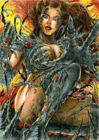 Witchblade ATC Colors by DKuang