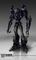 Decepticon Trooper Color V1 by AugustoBarranco