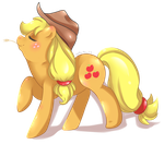 Applejack by Xeella
