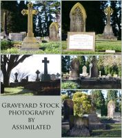 Graveyard Stock 1 by assimilated