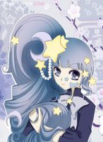 little miss Starshine by JennyJinya