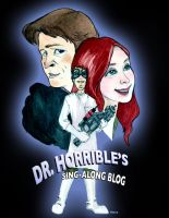 Dr.Horrible's Sing-Along Blog by Mittyume