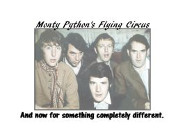 Monty Python Wallpaper by MercuryMay