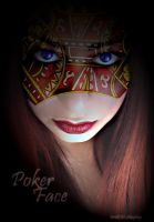 Poker Face by ErikDShipley