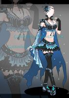Outfit ADOPT 85 [ Auction ] [ CLOSED ] by gattoshou