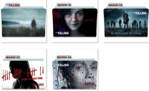 The Killing (US) Folder Icons by nellanel