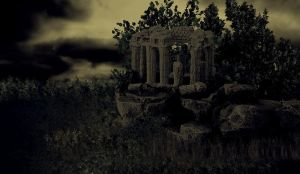 Premade Background places fantasy by 1989juni