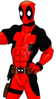 Deadpool by EmberCare