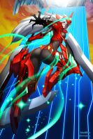 BlazBlue - Apocolypse by dinmoney
