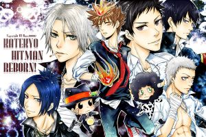 VONGOLA by souki24