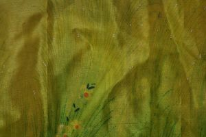 Dark Green Fabric by stock-pics-textures