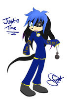 Justin Time by SEGAgal