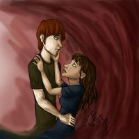 Ron and Herm by Weasley-is-my-king