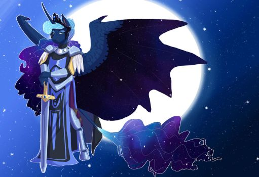 Princess of the Moon by Earthsong9405