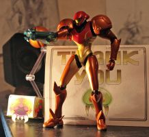 Samus Other M Figma by 3ihard