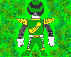 Power Rangers: Win, Lose, and Kaboom 4 by conlimic000