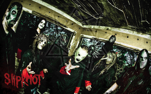 Slipknot Wallpaper 9 by L-A-M-F