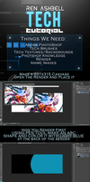 Tech Tutorial (Guilty Crown) by SeventhTale