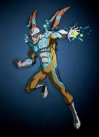 Particle Man- PowerUp by TheRedVampx1