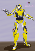autobot sunstreaker by destallano4