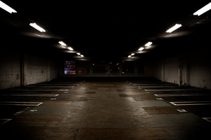 The General Public Empty by augustmobius