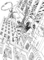 The Amazing Spider-man_01 by Lightwolf-of-GOD