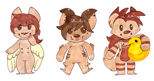 Gingerbread Cheebs 02 by CritterKat