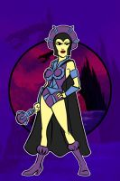evil lyn remastered by AlanSchell