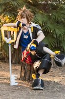 Sora Cosplay - Kingdom Hearts 2 - The Elected by DakunCosplay