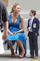 Blake Lively and Chase Crawford by lowerrider