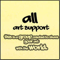 All Art Support Contest by UJz
