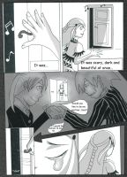 SE Comic - Whispers in the dark 9 by MistyWoods101