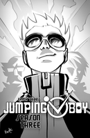 Jumping Boy - Season 3 Splash by EryckWebbGraphics